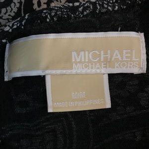 MICHAEL Michael Kors Tops - Michael Michael kors blk white paisley Blouse top
